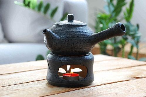 Czajnik do zaparzania herbaty z podstawką