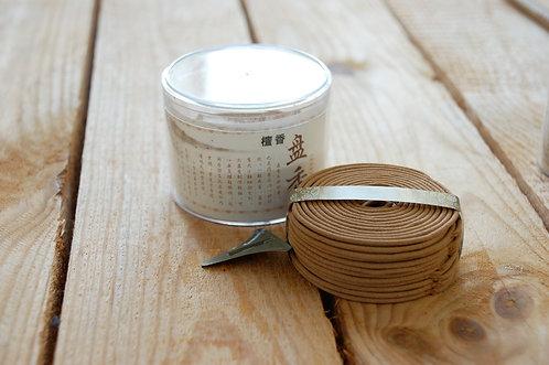 Kadzidła chińskie okrągłe - duże, 3 h palenie