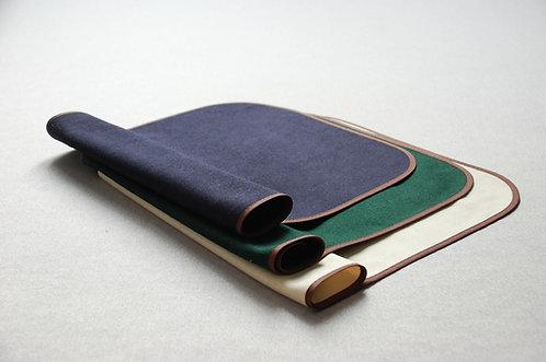Podkład do kaligrafii (60% wełna) 40 x 60 cm - 3 kolory