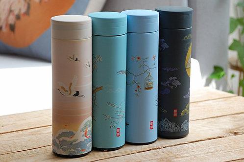 Termos do herbaty z powłoką 4 Chińskie Wzory