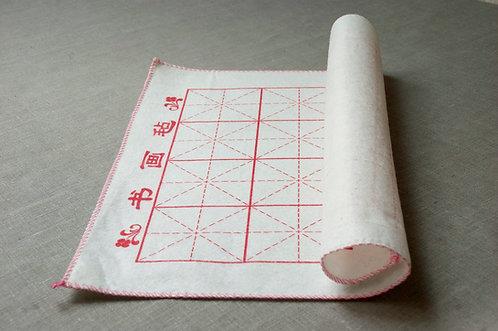 Podkład filcowy do kaligrafii (krata) - 2 Rozmiary