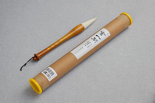 Duży pędzel do kaligrafii chińskiej - jasne drewno
