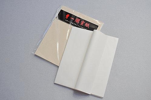 Papier ryżowy z apreturą 34 cm x 27 cm, 100 arkuszy