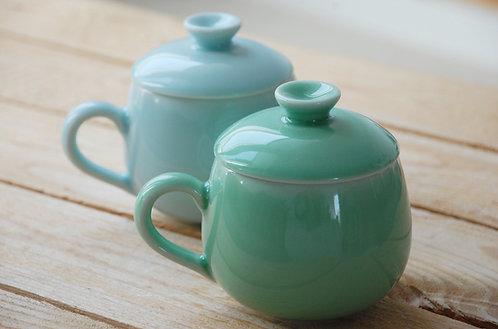 Celadonowy kubek do herbaty z Longquan