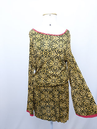SOFIA BY VIX vestido - tam G
