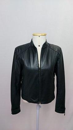 COURO jaqueta feminina - tam M