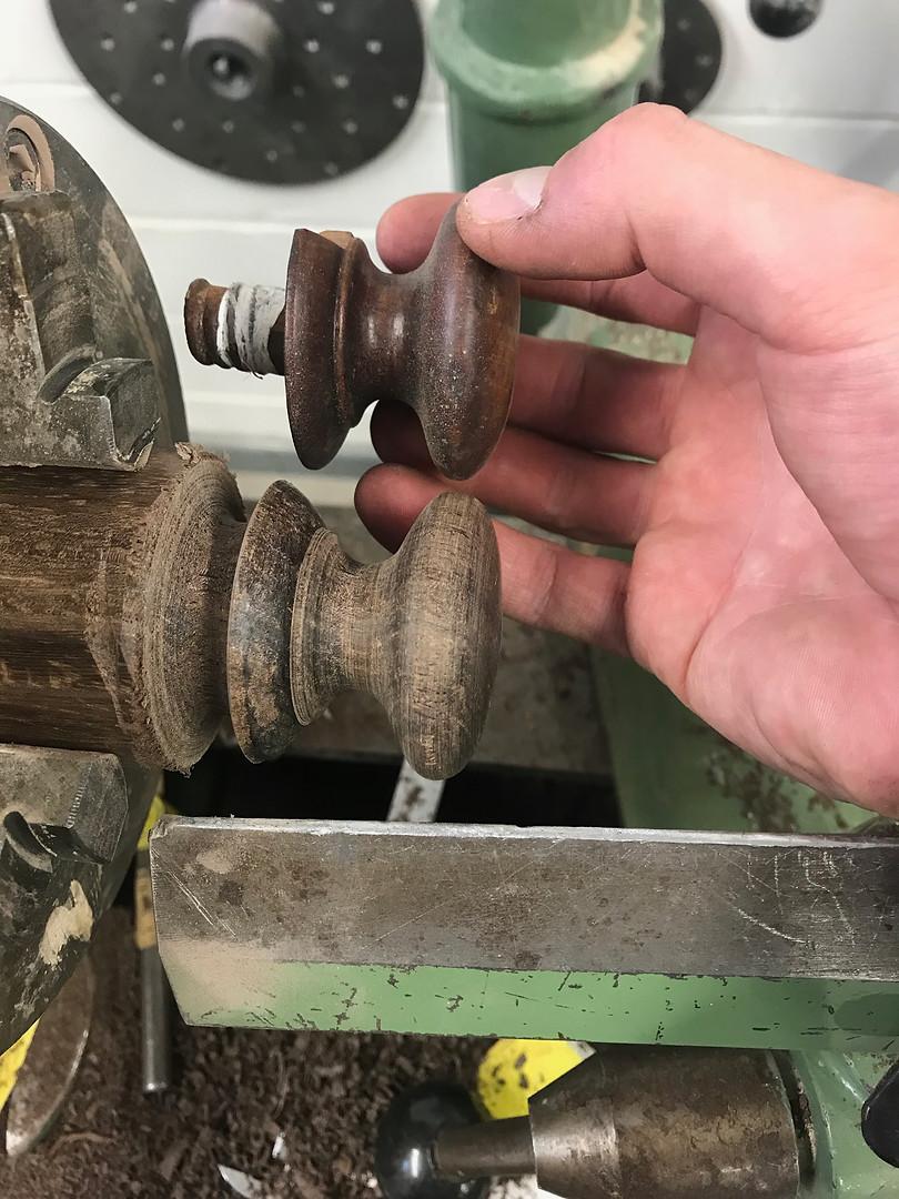Replica Antique door knobs