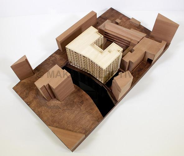 Tim Groom Architects - Excelsior PresentationModel