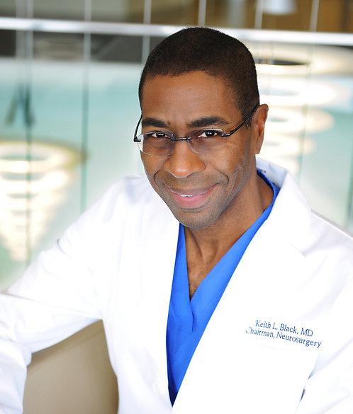 Dr. Keith Black, Chairman of the neurosurgery department, Cedars Sinai