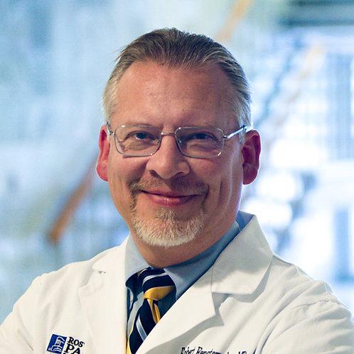 Dr. Robert Fenstermaker, Chair, Dept of Neurosurgery, Roswell Park