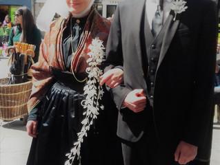 Mariée du Cercle Celtique du Roselier de Plérin