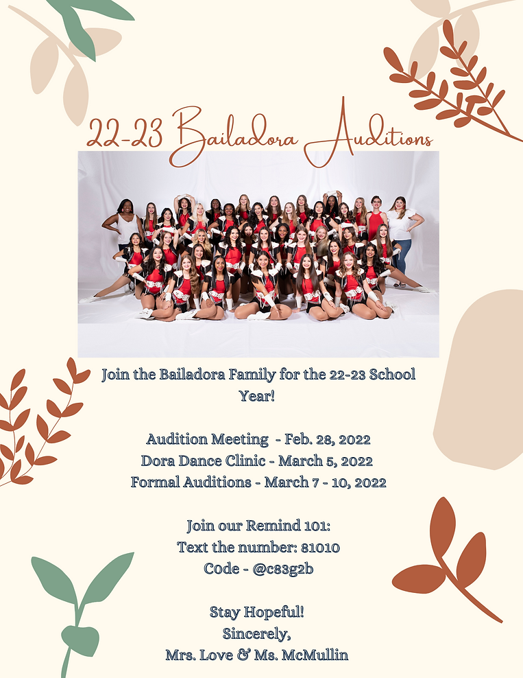 Dora Audition Flyer.png