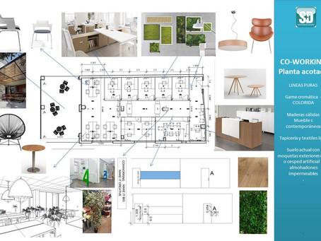 Coworking: compartir espacio y sinergias.