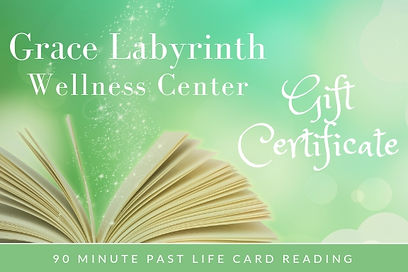 90 Minute Past Life Card Reading Gift Ce