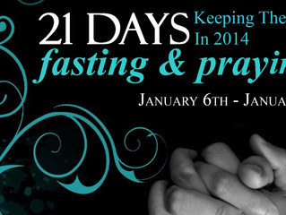 Is Prayer and Fasting Still Relevant Today?