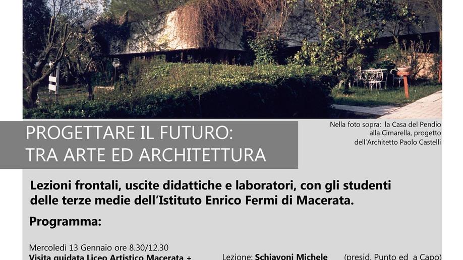 Progettare il futuro: tra Arte ed Architettura
