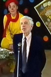 Поэт мастер художественного слова для детей Яков Аким на встрече с детьми вокальная эстрадная детская студия песни Фантазеры