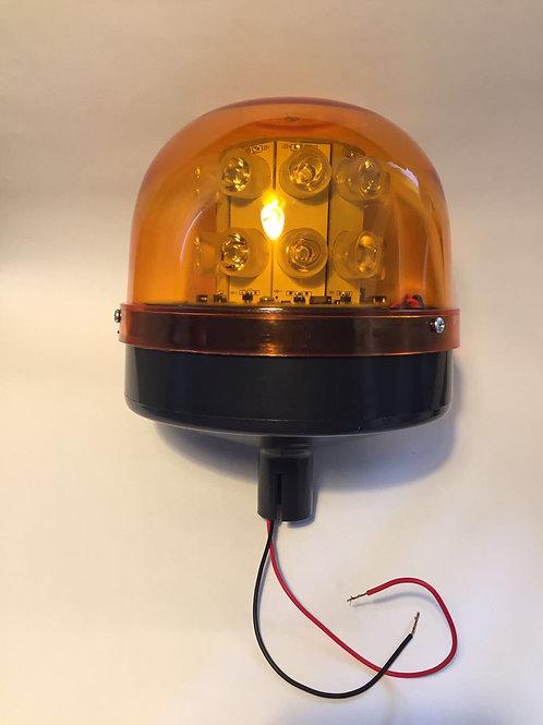 Маяк проблесковый светодиодный на кронштейне