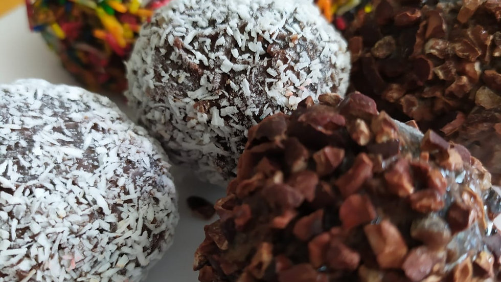 Death by Chocolate Balls (pack of 6)