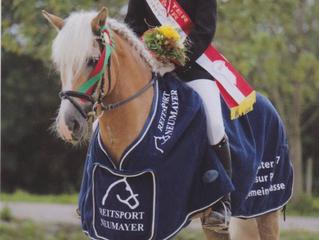 Erfolg für unsere Ponymaster PRO Trainerin !