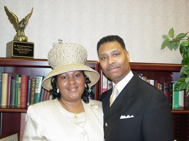 The Pastor and First Lady