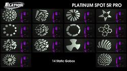 Elation Platinum Spot 5r Pro