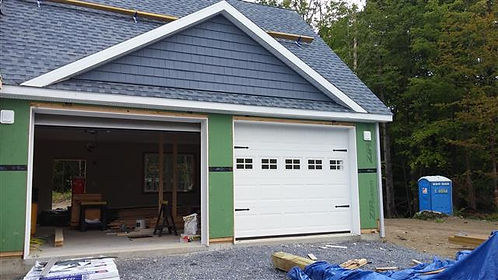 attached garage vt contractor