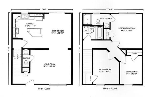 duplex modular custom home