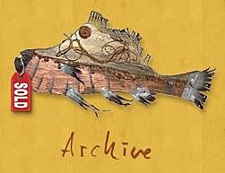 "Award Winning Environmental Folk Artist Rodney ""Rodrigo"" McCoubrey archive"