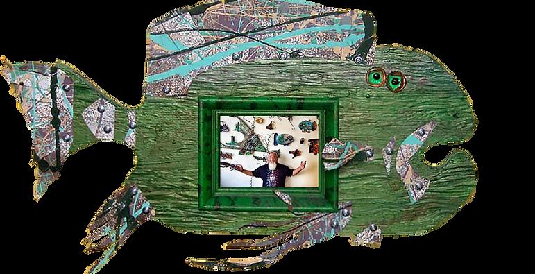 """Award Winning Environmental Folk Artist Rodney """"Rodrigo"""" McCoubrey"""