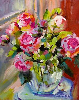 Chris Brandley Paint Alla Prima Workshop