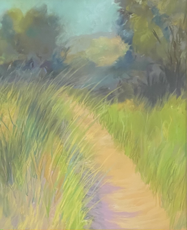 Wind in the Grasses
