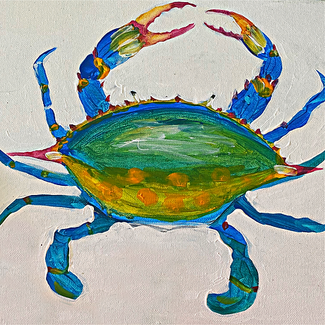 Shawn Dell Joyce Colorful Crab.png