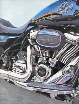 Henry's Harley
