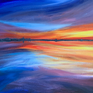 Heather Rippert Swirly Sky over the Bay 10-8-21.png