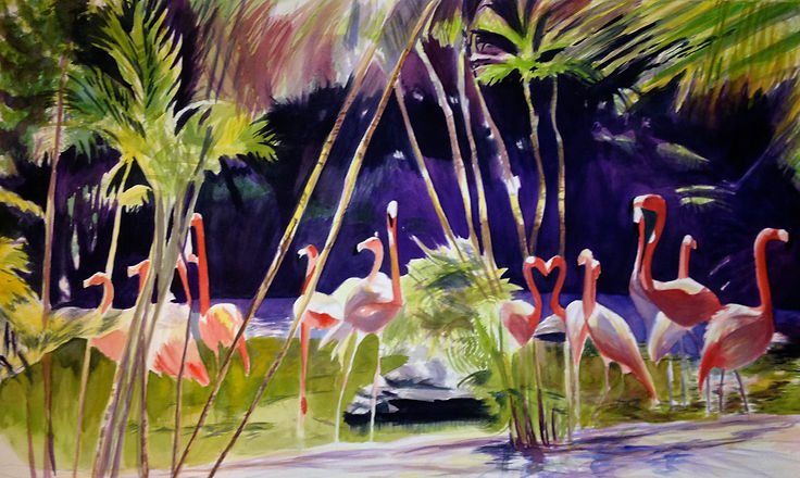 Heather Rippert Fab Flamingos 4.jpg