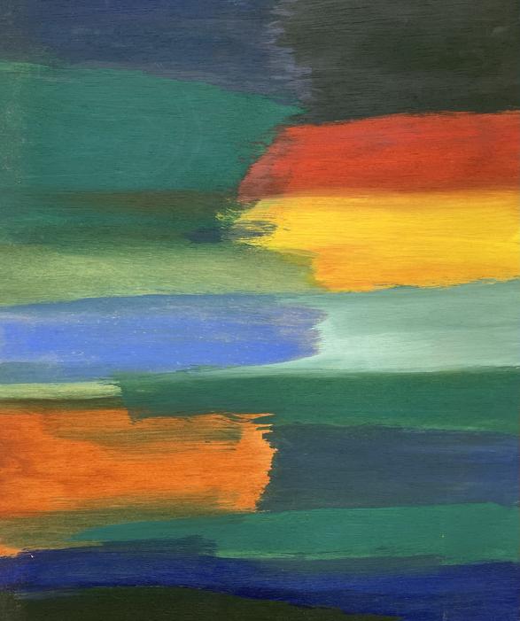 1958 Vision of Rothko