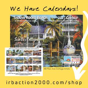 Copy of PACA Calendars for Sale - A2K FB