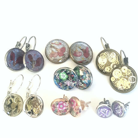 Jackie Kaufman Resin Earrings 2.jpg