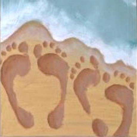 Footprints in the Sand AOR Shawn Dell.pn