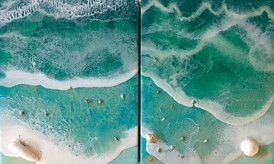 The Uprush - Diptych