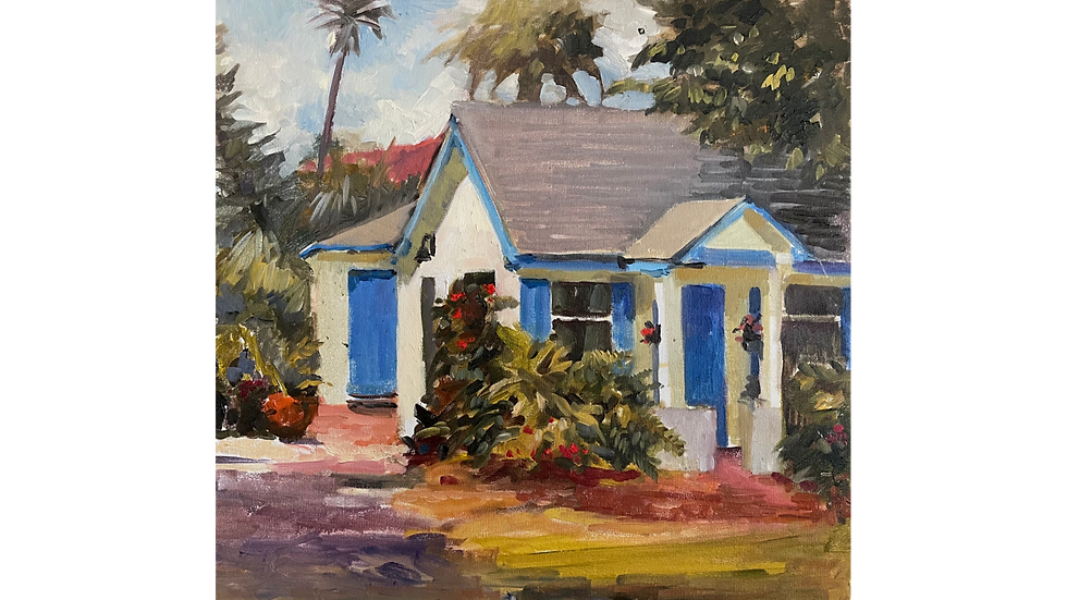 Cottage at the Park