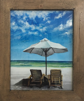 Wooden Beach Chairs