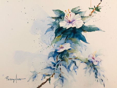 Mother's Day Special Watercolor Workshop