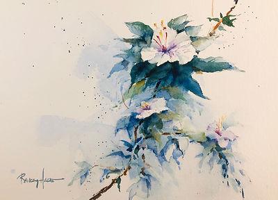 Randy Hale Watercolor Workshop Mothers D