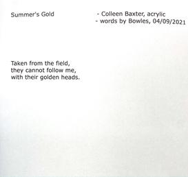 Summer's Gold