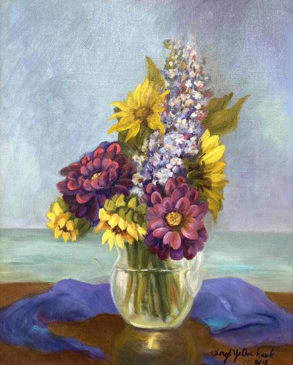 Sheila's Beach Bouquet