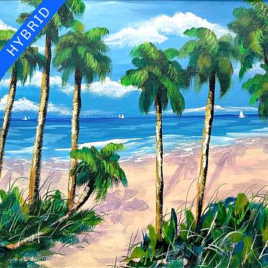Barb Kuzin Acrylics Hybrid palms square.png