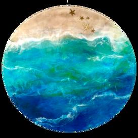 Mystic Blue Sea
