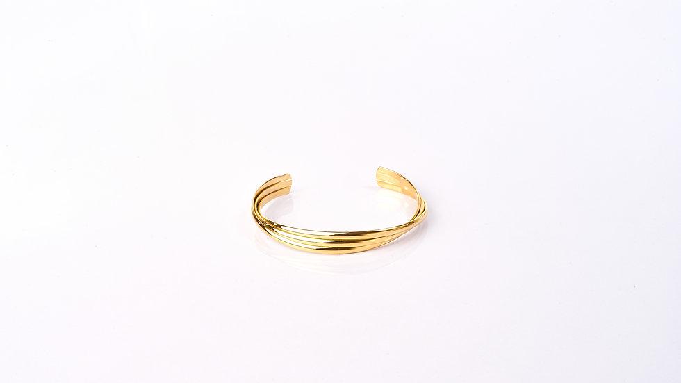 Bracelet à forme spirale